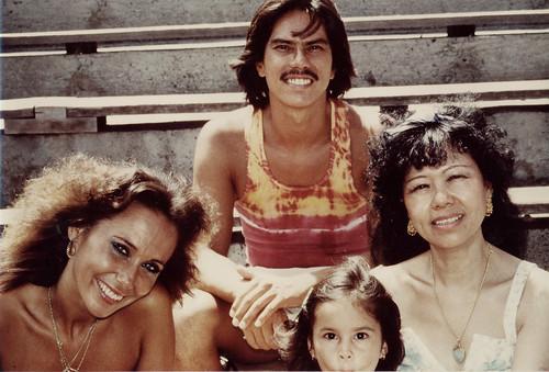 Mom, Dad, Lola, Jessica