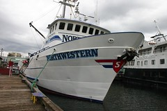 F/V Northwestern (bkraai2003) Tags: crab vessel catch northwestern fv deadliest