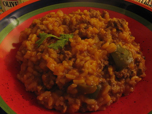 Lisa's Spanish Rice