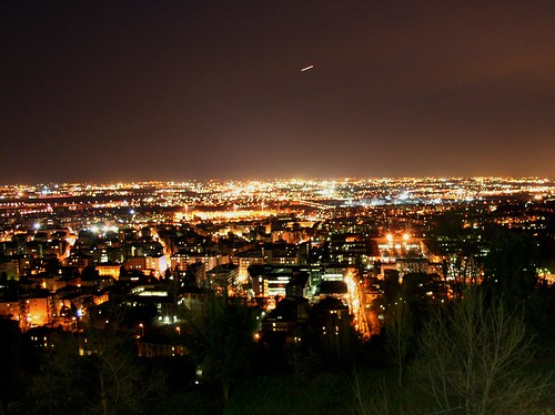 Bergamo nocturno