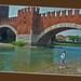 20050611_8488b_Anastasia, il fiume Adige ed il ponte Scaligero - Verona