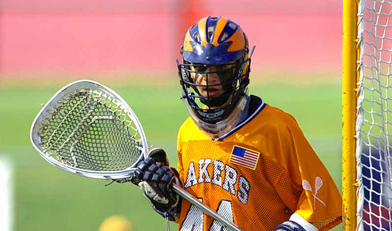 Mountain Lakes lacrosse