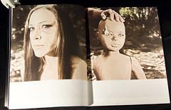 Artist photography by Xim Izquierdo (Sonsoles Lozano) Tags: magazine revista lozano scartissue sonsoles arquitecturas frgiles
