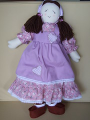 camponesa lils (AP.CAVALARI / ANA PAULA) Tags: baby dolls arte handmade artesanato fabric bebe patchwork cor desenho quadros tecido anapaulacavalari apcavalari