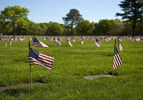 Calverton National Cemetery. Calverton National Cemetery