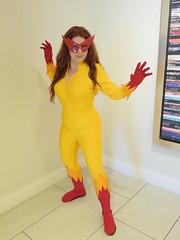 IMG_0007 (DarkLabrynth) Tags: firestar angelicajones spiderman marvelcomics marvelcosplay