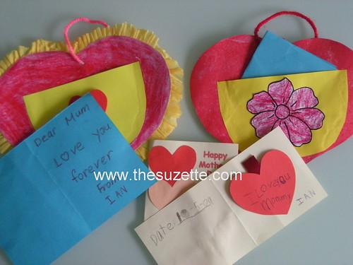 mothers day cards to make with children. Mother#39;s Day Cards by suzette