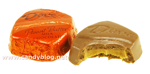 Dove Peanut Butter & Milk Chocolate Promises