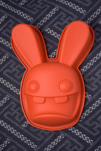 Rabbid mold!