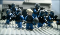 Mandalorians ([Renegade]) Tags: star lego battle pack wars productions mandalorians brickjet