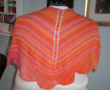 Mom's Shawl