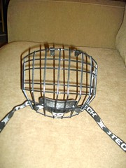 New cage for my helmet
