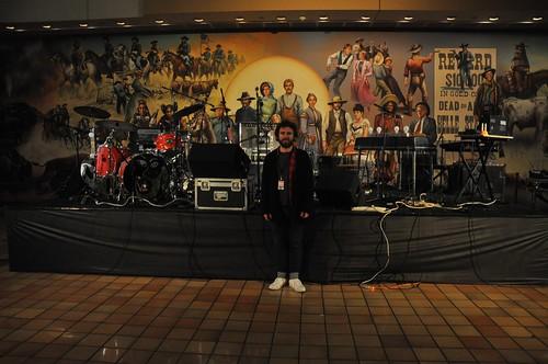 Liam pre show