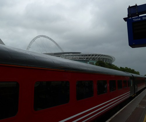 Charter Train - Heineken to Wembley Stadium