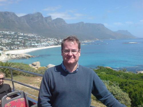 Wal in Cape Town