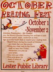 Reading Fest