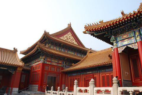 Pekin - Cite Interdite & Tienanmen (61) [480]