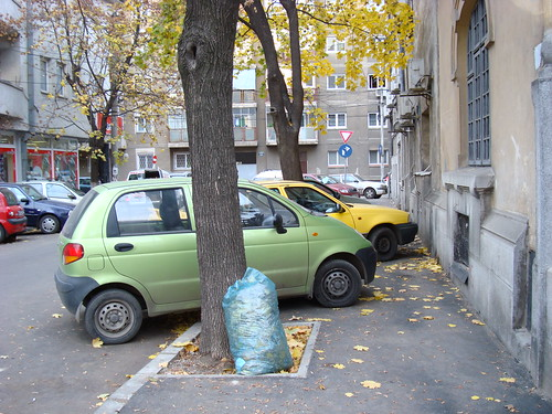Garer en Roumanie