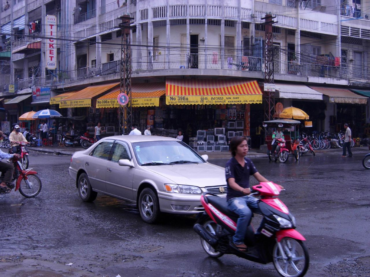 Phnom Penh 金邊市區
