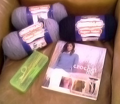 Supplies for Mini Wrap Skirt