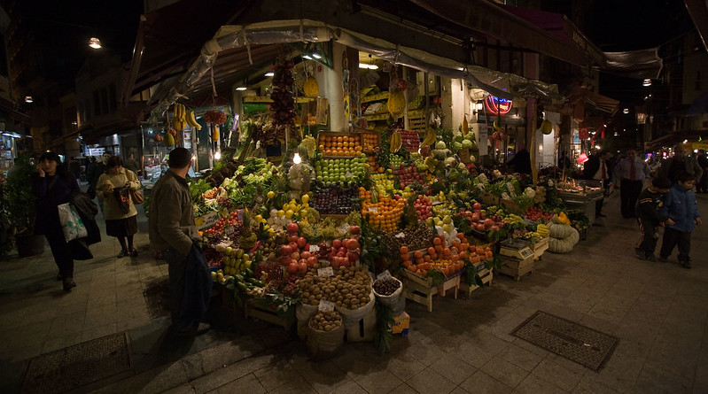 Fruit Corners