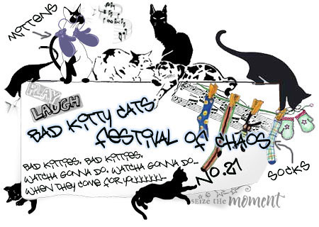 Bad Kitty Cat Festival Of Chaos No.21