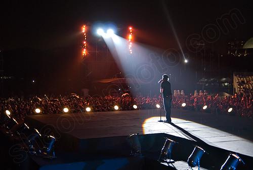 Elliott Yamin at Live and Loud 2007