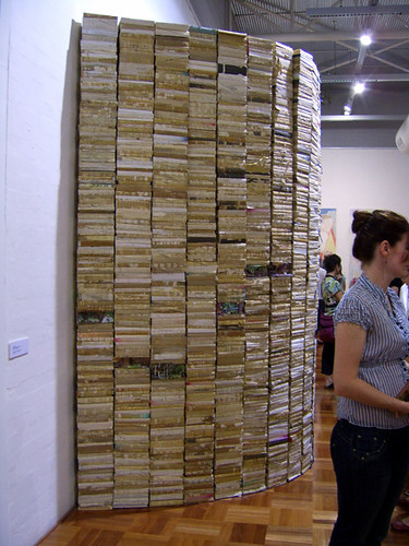 forest of books
