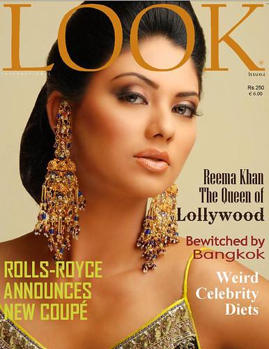 Cover, Look magazine