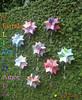 *  ۞ Giramundo: a Estrela da Felicidade (Carla Cordeiro) Tags: star handmade estrela feitoàmão felicidade fractal patchwork reciclagem geometria móbile colorido giramundo retalhos linhaeagulha agulhaelinha flordemandacaru estreladafelicidade paninhoestampado