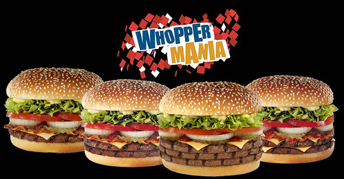 Whopper Manía - Burger King Argentina - 2007