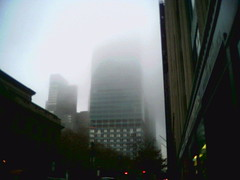 Fog on 42nd Street