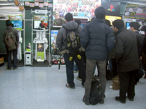 Xbox vs Wii
