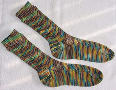 Ampersand Socks