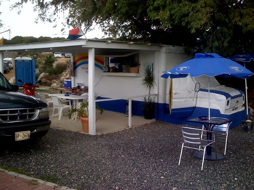Lunch stand