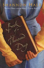Book of a Thousand Days by Hale by kmartin802