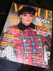 September 1991 - the month we went tartan