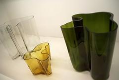 Aalto Crystal Vases
