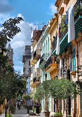 La Habana Vieja (hartlandmartin) Tags: old city architecture buildings nikon havana cuba colonial vieja restored caribbean habana d40 1855vr