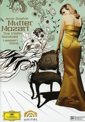 Mutter/Mozart: The Violin Sonatas