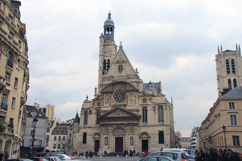 St-Étienne-Du-Mont