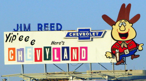 Chevyland Billboard