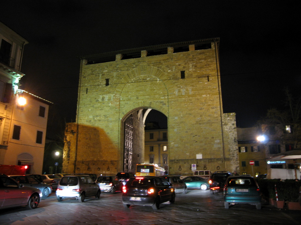 Porta San Frediano, Florence's Medieval Wall