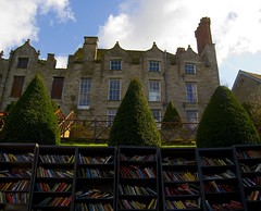 House with Books