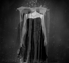(horriblecherry) Tags: halloween girl strange headless dark shoes paint moody gothic goth surreal explore balck depression romantic layers dripping splattered flickrplatinum