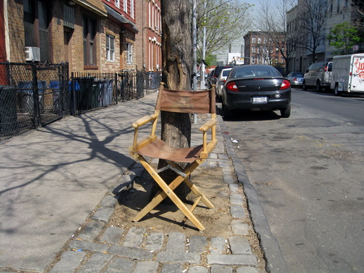 Green Street Chair in Sun