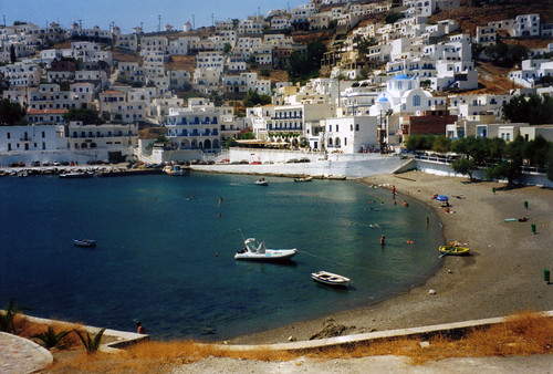 Grecia, Astypalea, Beach por esinuhe69.