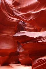 04 28 Upper Antelope Canyon 100 Edit (Ohio Amateur) Tags: light arizona southwest sandstone desert canyon page navajo slotcanyon pagearizona upperantelopecanyon desertsoutwest