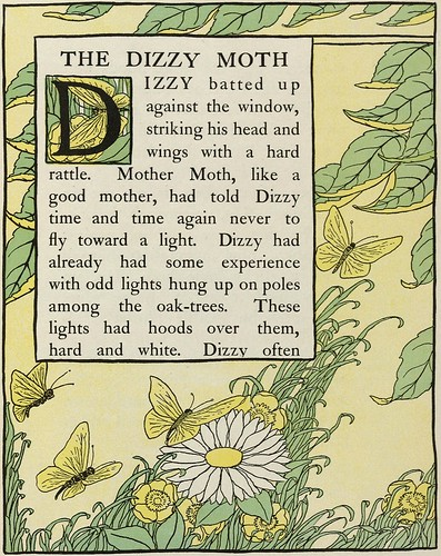 The Dizzy Moth