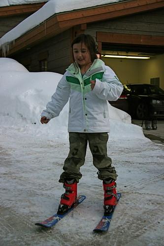 Cody on ice